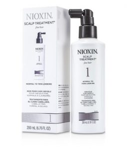 NIOXIN SYSTEM 1 SCALP TREATMENT FOR FINE HAIR, NORMAL TO THIN-LOOKING HAIR 200ML/6.76OZ