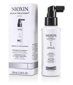 NIOXIN SYSTEM 1 SCALP TREATMENT FOR FINE HAIR, NORMAL TO THIN-LOOKING HAIR 100ML/3.38OZ