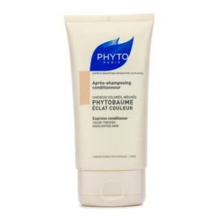 PHYTO PHYTOBAUME COLOR PROTECT EXPRESS CONDITIONER (FOR COLOR-TREATED, HIGHLIGHTED HAIR) 150ML/5OZ