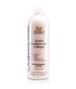 LA-BRASILIANA ZERO MOCA KERATIN TREATMENT WITH COLLAGEN 1000ML/33.8OZ