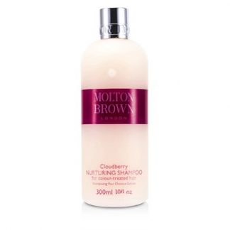 MOLTON BROWN COLOUR-NURTURING SHAMPOO WITH CLOUDBERRY LH037 300ML/10.14OZ