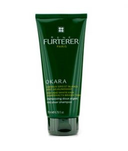 RENE FURTERER OKARA MILD SILVER SHAMPOO (FOR GRAY AND WHITE HAIR) 200ML/6.76OZ