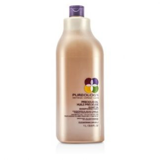 PUREOLOGY PRECIOUS OIL SHAMPOIL (FOR BRITTLE, DULL COLOUR-TREATED HAIR) 1000ML/33.8OZ