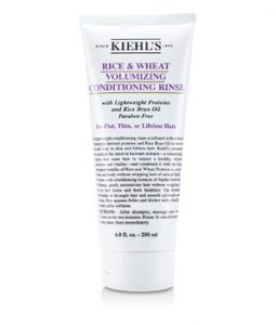 KIEHL'S RICE & WHEAT VOLUMIZING CONDITIONING RINSE (FOR FLAT, THIN OR LIFELESS HAIR) 200ML/6.8OZ