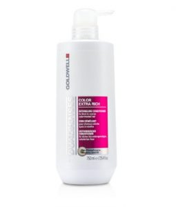 GOLDWELL DUAL SENSES COLOR EXTRA RICH DETANGLING CONDITIONER (FOR THICK TO COARSE COLOR-TREATED HAIR) 750ML/25.4OZ