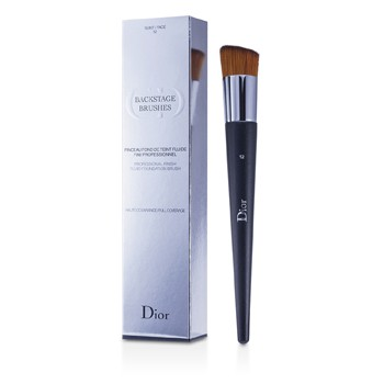f95b37e5ea CHRISTIAN DIOR BACKSTAGE BRUSHES PROFESSIONAL FINISH FLUID FOUNDATION BRUSH  (FULL COVERAGE) -