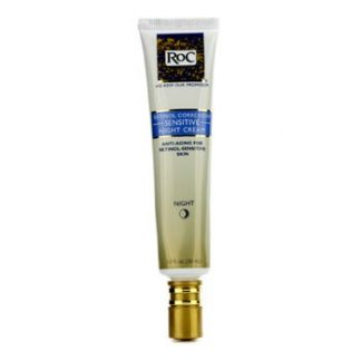 ROC RETINOL CORREXION SENSITIVE NIGHT CREAM (SENSITIVE SKIN) 30ML/1OZ