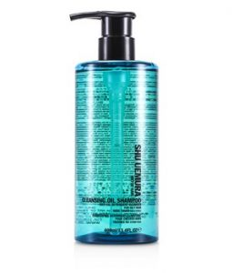 SHU UEMURA CLEANSING OIL SHAMPOO ANTI-OIL ASTRINGENT CLEANSER (FOR OILY HAIR & SCALPS) 400ML/13.4OZ