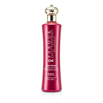 CHI FAROUK ROYAL TREATMENT SUPER VOLUME SHAMPOO (FOR FINE, LIMP AND OILY HAIR) 355ML/12OZ