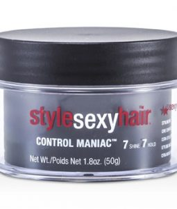 SEXY HAIR CONCEPTS STYLE SEXY HAIR CONTROL MANIAC STYLING WAX 50G/1.8OZ