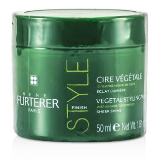 RENE FURTERER VEGETAL STYLE FINISH VEGETAL STYLING WAX (SHEER SHINE) 50ML/1.81OZ