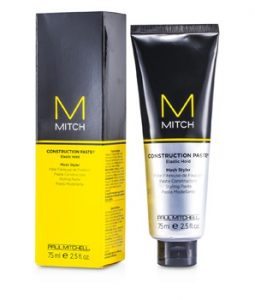 PAUL MITCHELL MITCH CONSTRUCTION PASTE ELASTIC HOLD MESH STYLER 75ML/2.5OZ