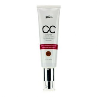 PURMINERALS CC CREAM BROAD SPECTRUM SPF 40 - # DARK 44G/1.5OZ