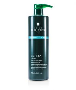 RENE FURTERER ASTERA SOOTHING FRESHNESS SHAMPOO - FOR IRRITATED SCALP (SALON PRODUCT) 600ML/20.29OZ
