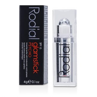 RODIAL GLAMSTICK TINTED LIP BUTTER SPF15 - # PSYCHO 4G/0.1OZ