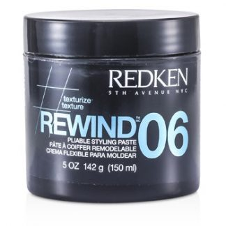REDKEN STYLING REWIND 06 PLIABLE STYLING PASTE 150ML/5OZ