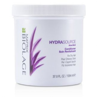 MATRIX BIOLAGE HYDRASOURCE CONDITIONER (FOR DRY HAIR) 1094ML/37OZ