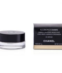 CHANEL ILLUSION DOMBRE LONG WEAR LUMINOUS EYESHADOW - # 95 MIRAGE 4G/0.14OZ