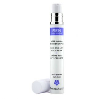 REN KEEP YOUNG AND BEAUTIFUL FIRM & LIFT EYE CREAM 15ML/0.5OZ