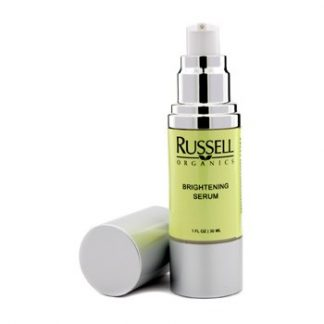 RUSSELL ORGANICS BRIGHTENING SERUM 30ML/1OZ