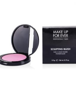 MAKE UP FOR EVER SCULPTING BLUSH POWDER BLUSH - #06 (SATIN FRESH PINK) 5.5G/0.17OZ