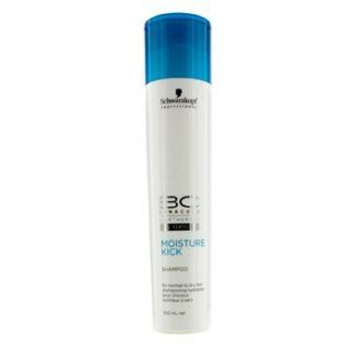 SCHWARZKOPF BC MOISTURE KICK SHAMPOO - FOR NORMAL TO DRY HAIR (NEW PACKAGING) 250ML/8.4OZ