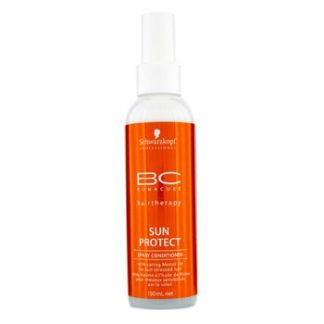 SCHWARZKOPF BC SUN PROTECT SPRAY CONDITIONER - FOR SUN-STRESSED HAIR (NEW PACKAGING) 150ML/5OZ