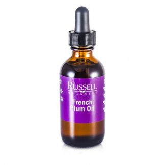 RUSSELL ORGANICS FRENCH PLUM OIL 60ML/2OZ
