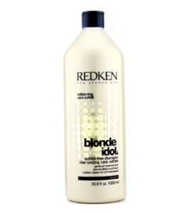REDKEN BLONDE IDOL SULFATE-FREE SHAMPOO (FOR ALL BLONDE HAIR) 1000ML/33.8OZ