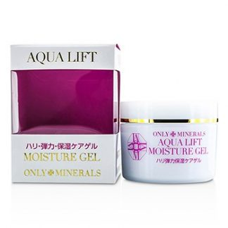 YA-MAN ONLY MINERALS AQUA LIFT MOISTURE GEL 50G/1.7OZ