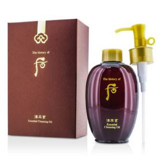 WHOO (THE HISTORY OF WHOO) JINYULHYANG ESSENTIAL CLEANSING OIL 200ML/6.76OZ