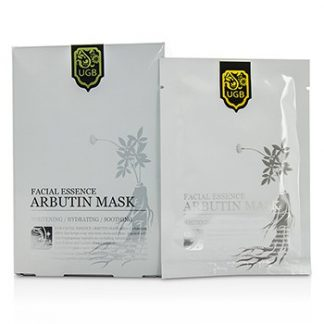 UGBANG UGB FACIAL ESSENCE ARBUTIN MASK 8X25ML/0.84OZ