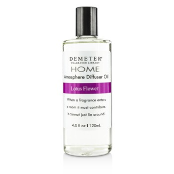 Demeter Atmosphere Diffuser Oil Lotus Flower 34877 120ml4oz Home