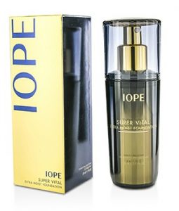 IOPE SUPER VITAL EXTRA MOIST FOUNDATION SPF12 - # 21 NATURAL BEIGE 35ML/1.1OZ