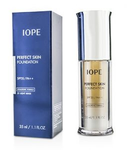 IOPE PERFECT SKIN FOUNDATION SPF25 - # 21 LIGHT BEIGE 35ML/1.1OZ