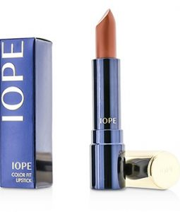 IOPE COLOR FIT LIPSTICK - # 12 MOCHA BEIGE 3.2G/0.107OZ