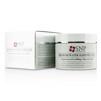 SNP DIAMOND WATER SLEEPING PACK - MOISTURIZING 100G/3.5OZ