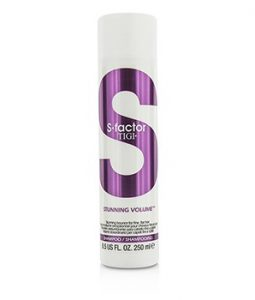 TIGI S FACTOR STUNNING VOLUME SHAMPOO (STUNNING BOUNCE FOR FINE, FLAT HAIR) 250ML/8.5OZ