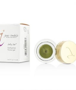 JANE IREDALE JELLY JAR GEL EYELINER - # GREEN 3G/0.1OZ