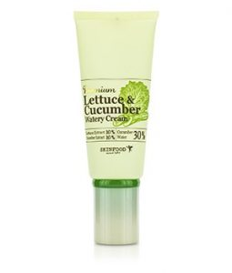 SKINFOOD PREMIUM LETTUCE & CUCUMBER WATERY CREAM 50G/1.76OZ