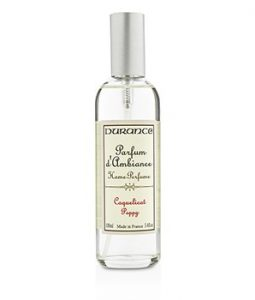 DURANCE HOME PERFUME SPRAY - POPPY 100ML/3.4OZ