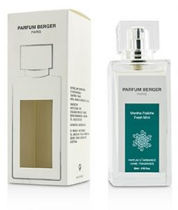 LAMPE BERGER HOME FRAGRANCE SPRAY - FRESH MINT 90ML/3OZ