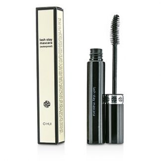O HUI LASH STAY WATERPROOF MASCARA (BLACK) 8ML/0.26OZ