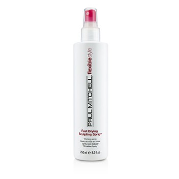PAUL MITCHELL FLEXIBLE STYLE FAST DRYING SCULPTING SPRAY (WORKING SPRAY) 250ML/8.5OZ