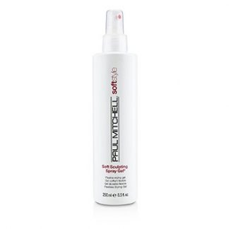 PAUL MITCHELL SOFT STYLE SOFT SCULPTING SPRAY GEL (FLEXIBLE STYLING GEL) 250ML/8.5OZ