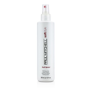PAUL MITCHELL SOFT STYLE SOFT SPRAY (FINISHING SPRAY) 250ML/8.5OZ