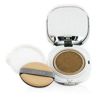 O HUI COVER MOIST CC CUSHION SPECIAL SET SPF50 - #C23 (TRUE BEIGE) 3X15G/0.5OZ