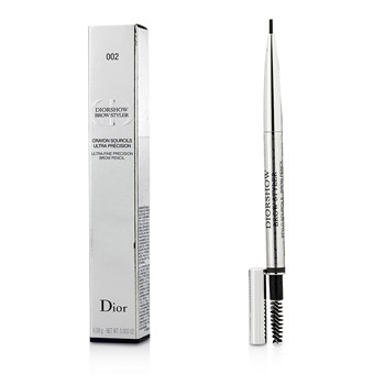 5500b2aec25 CHRISTIAN DIOR DIORSHOW BROW STYLER ULTRA FINE PRECISION BROW PENCIL - #  002 UNIVERSAL DARK BROWN