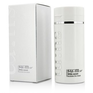 SU:M37 WHITE AWARD BUBBLE-DE MASK 100ML/3.38OZ