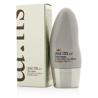 SU:M37 SUN-AWAY MULTI EFFECT SUN BLOCK SPF 50+ 50ML/1.69OZ